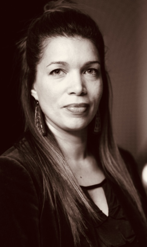 Jamie Figueroa author of Brother, Sister, Mother, Explorer